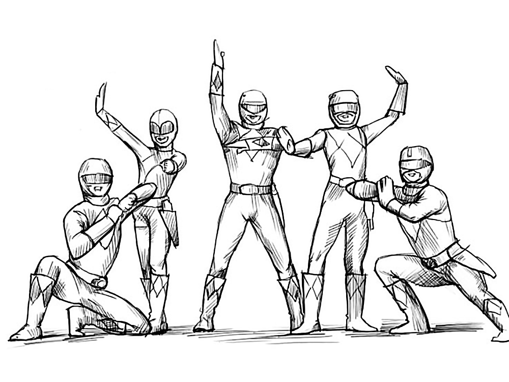 coloring pictures of power rangers kids page power rangers coloring pages rangers pictures of power coloring