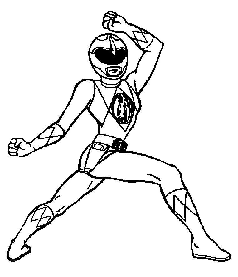 coloring pictures of power rangers power rangers coloring pages rangers of pictures coloring power