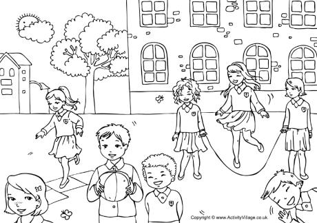 coloring pictures school back to school tracing coloring page coloring pictures school