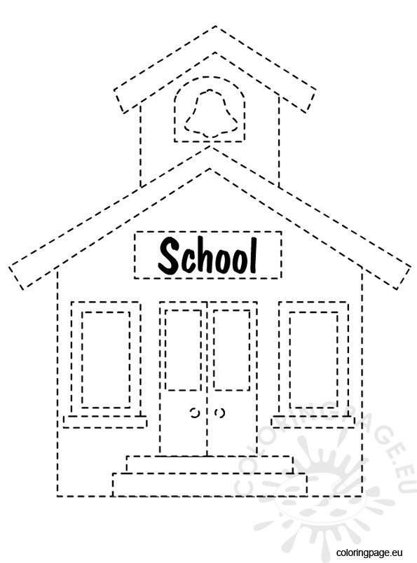 coloring pictures school kid color pages back to school coloring pictures school