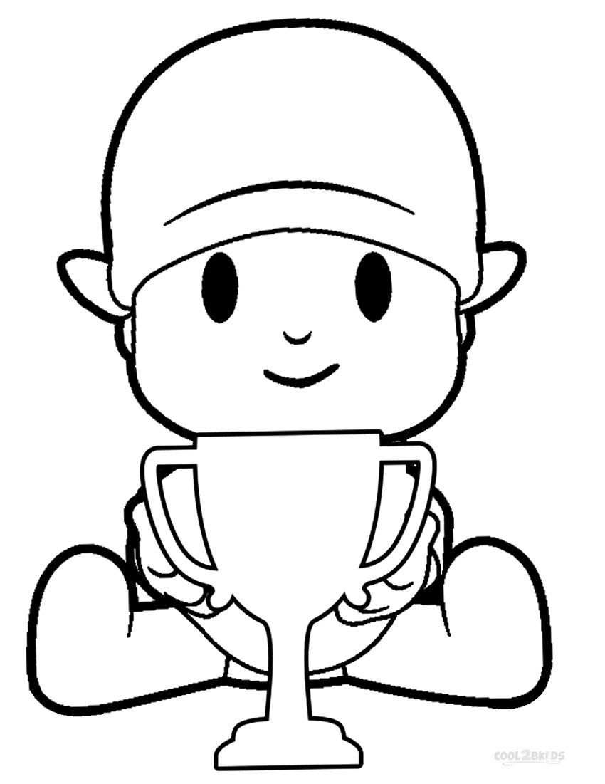 coloring pocoyo printable pocoyo coloring pages for kids cool2bkids pocoyo coloring