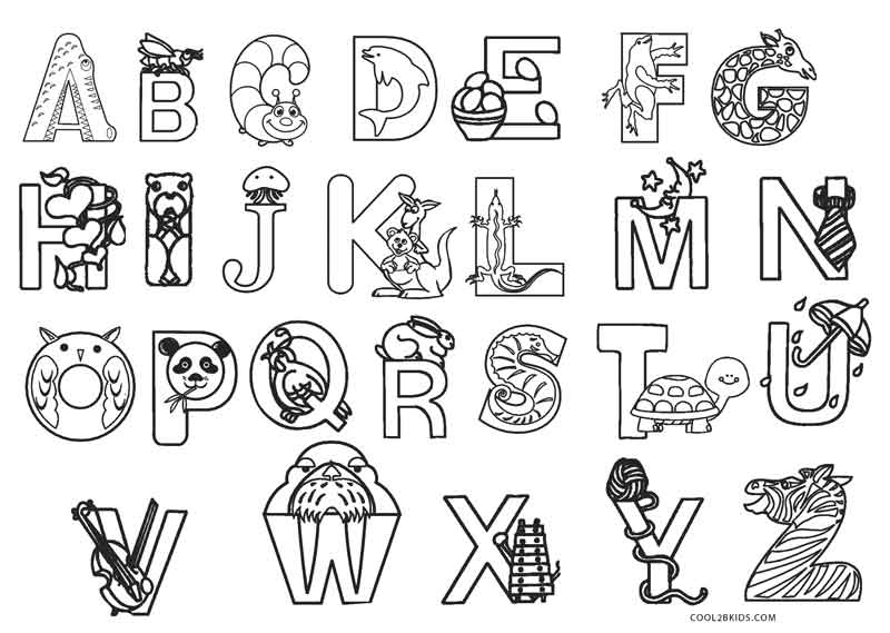 coloring preschool letters free printable alphabet coloring pages for kids 123 kids letters preschool coloring