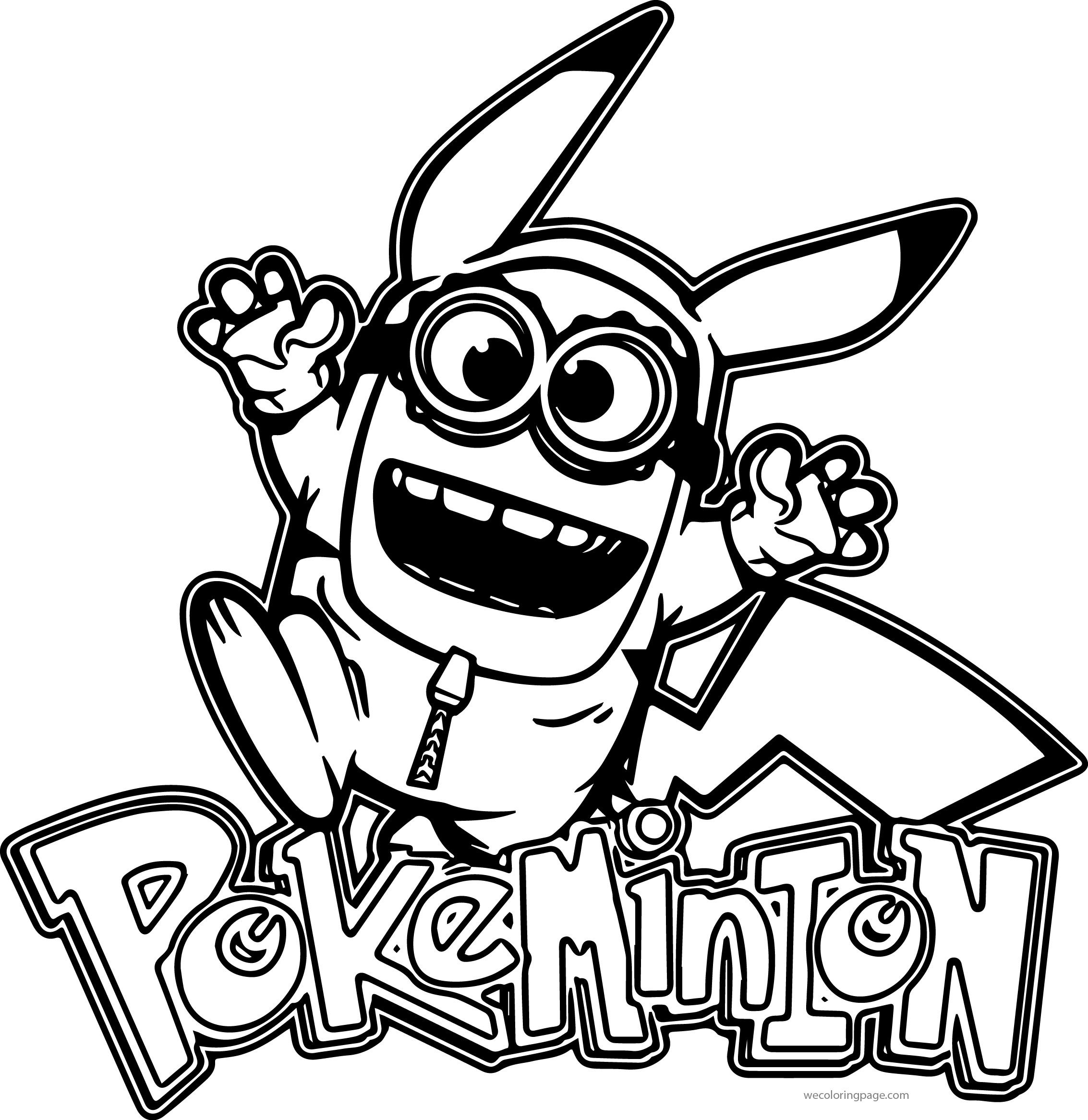coloring printable minions minion coloring pages free download on clipartmag printable coloring minions