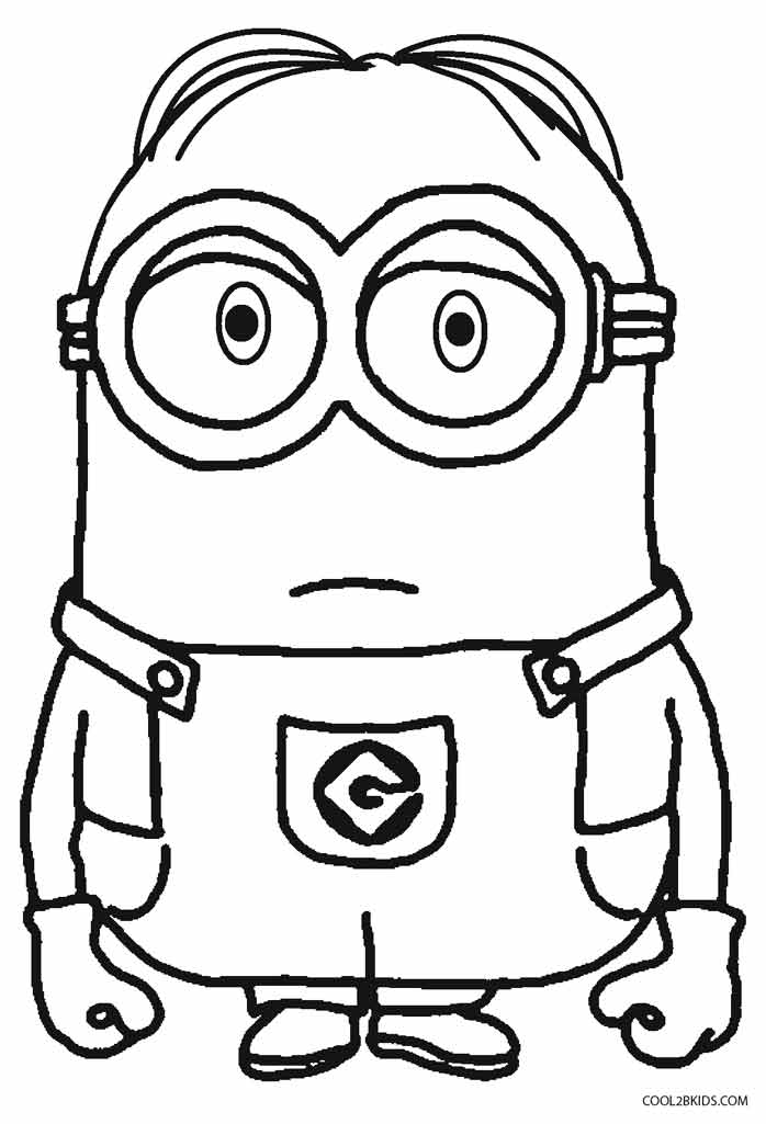 coloring printable minions printable despicable me coloring pages for kids cool2bkids printable minions coloring