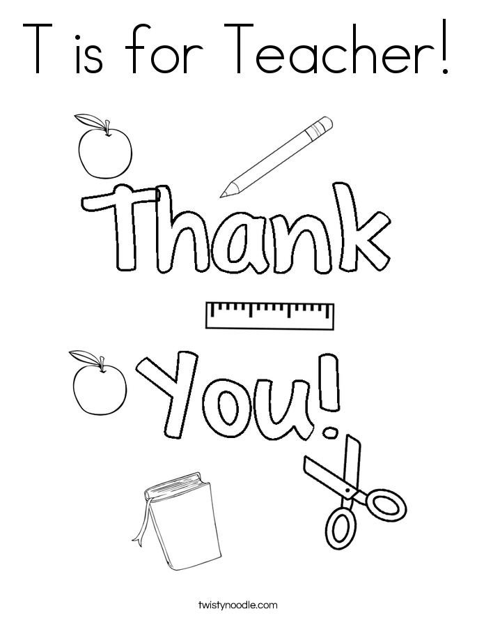 coloring printable thank you card for teacher free printable thank you coloring pages at getdrawings for coloring you card printable teacher thank