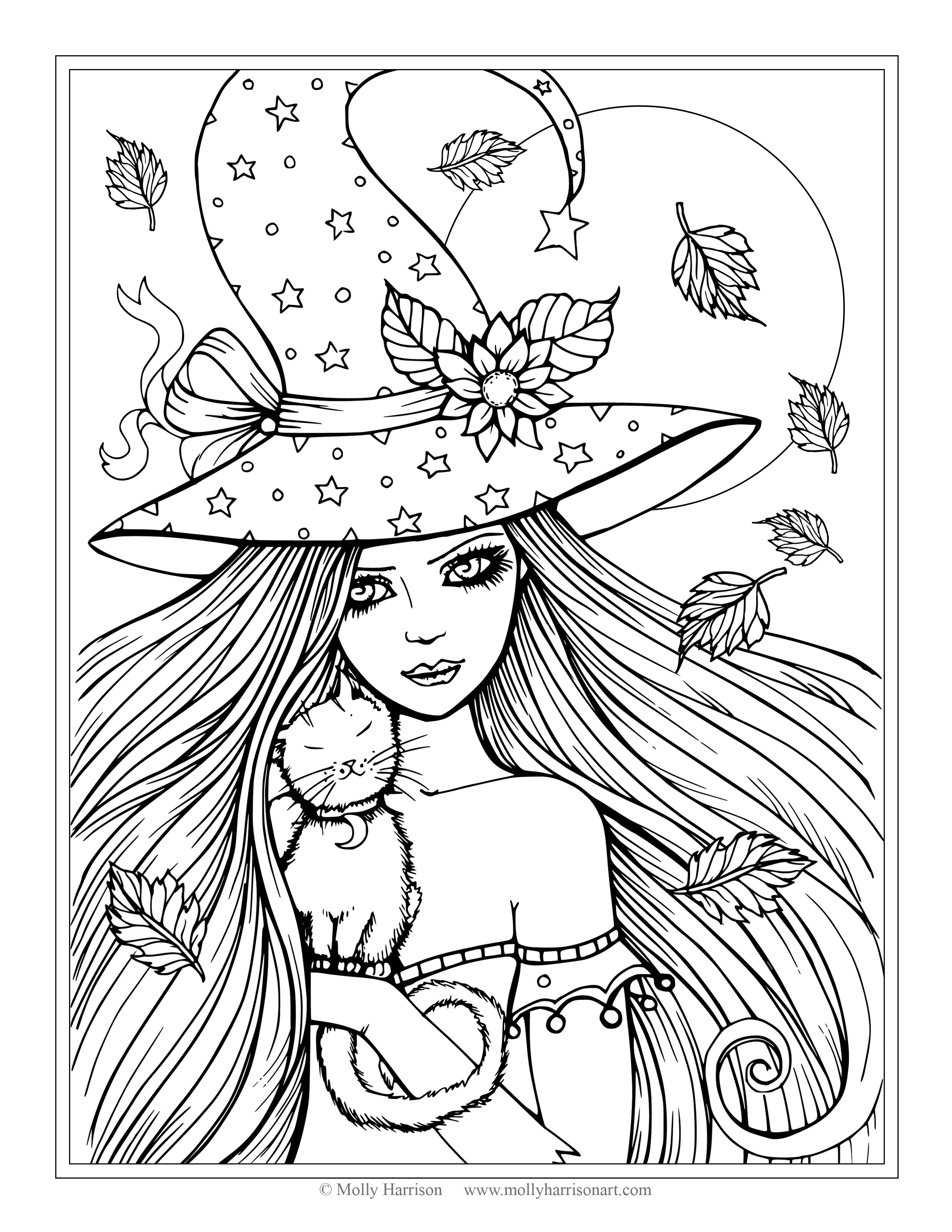 coloring printable witch 30 free witch coloring pages printable printable coloring witch