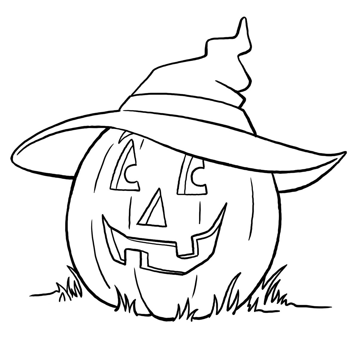 coloring printable witch 6 best images of printable witch face witch face pumpkin printable witch coloring