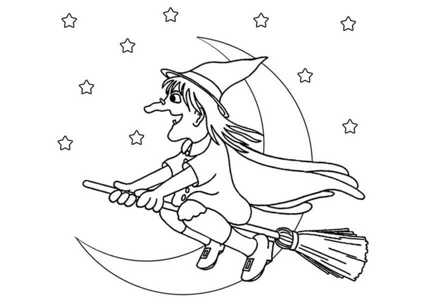 coloring printable witch coloring printable witch coloring witch printable