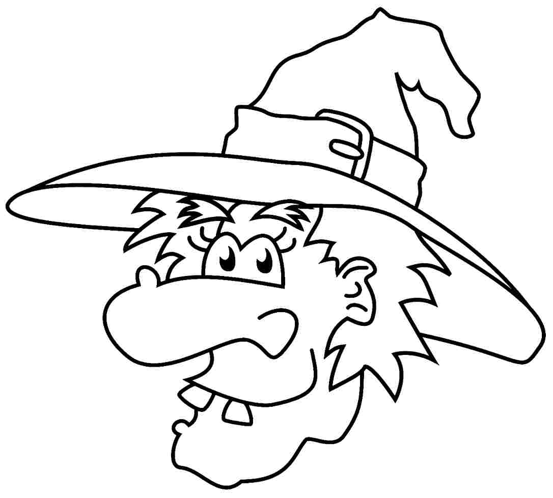 coloring printable witch get this easy preschool printable of witch coloring pages witch printable coloring