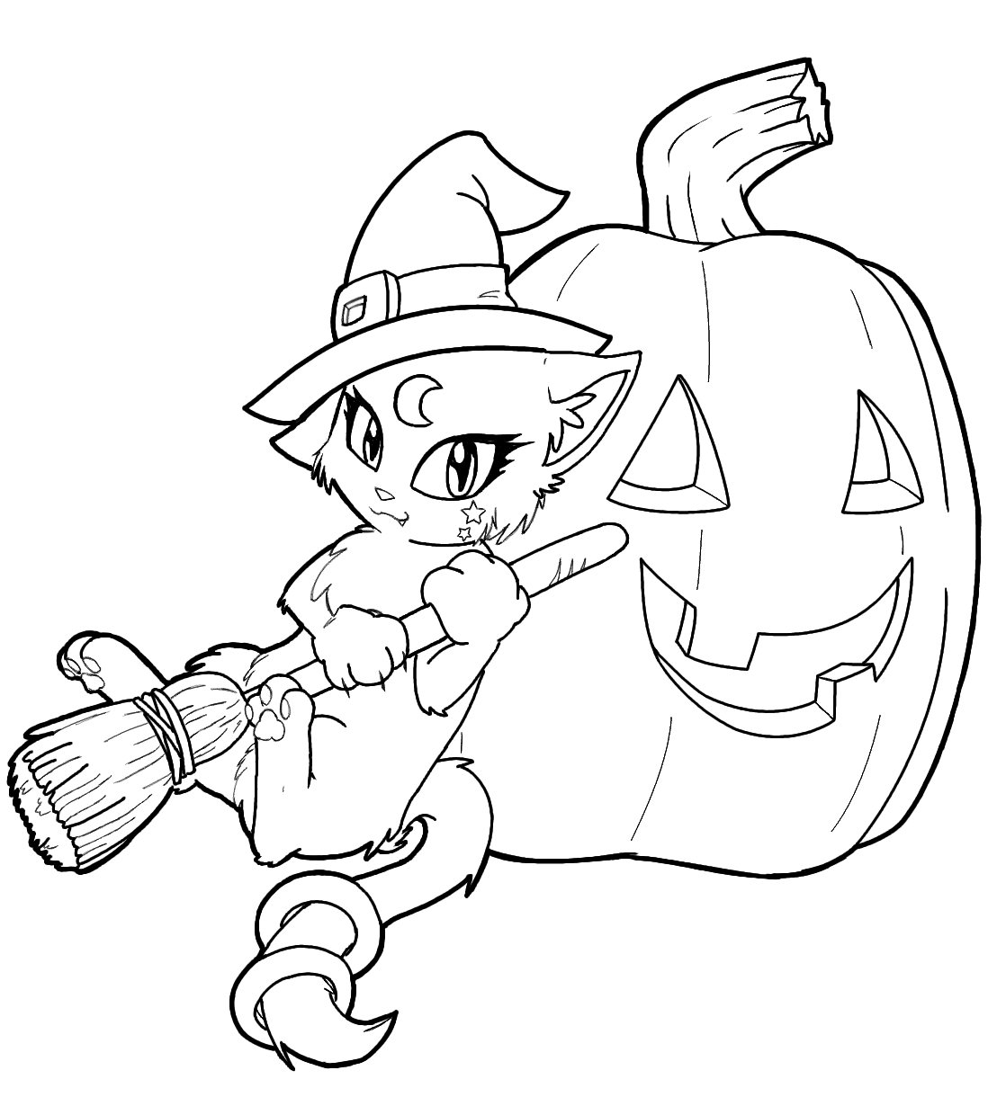 coloring printable witch imageslistcom halloween witches for coloring part 1 printable witch coloring