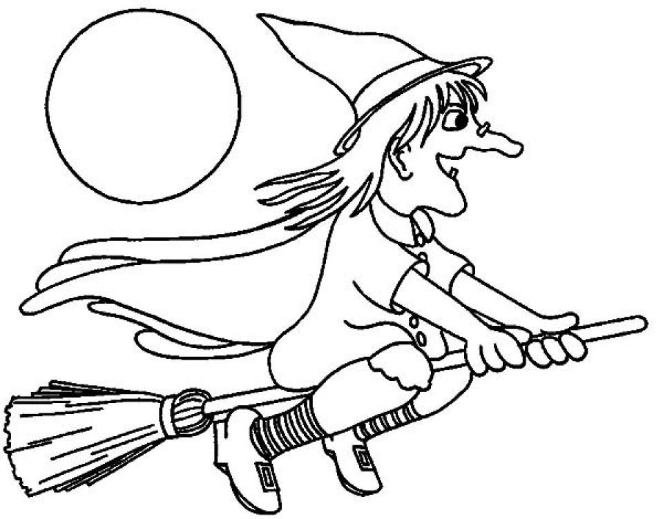 coloring printable witch witch coloring page crayolacom coloring printable witch