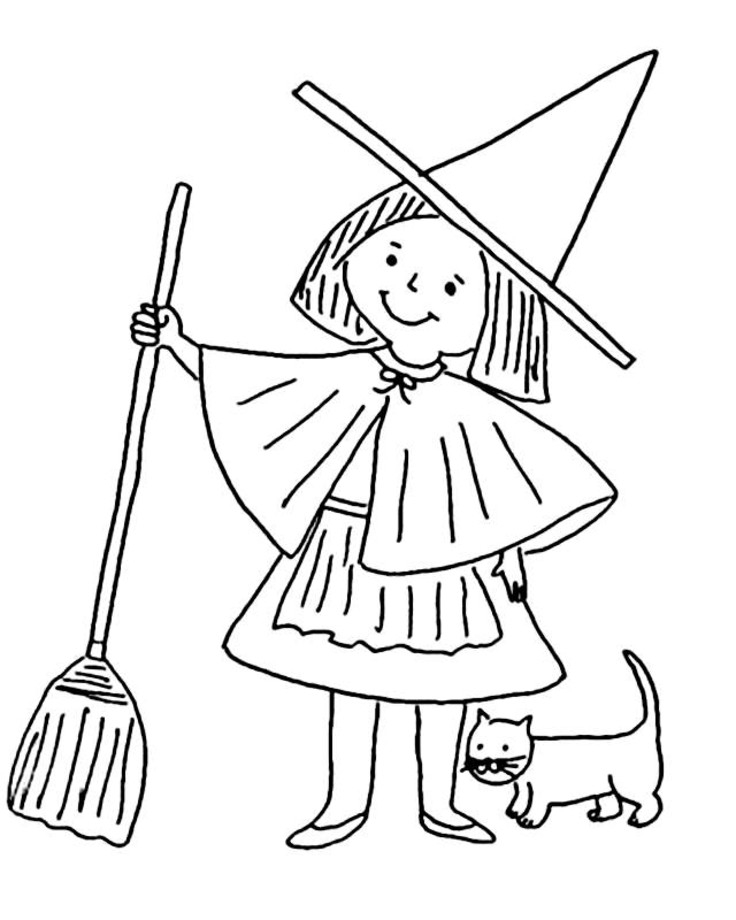 coloring printable witch witch coloring pages for adults coloring witch printable