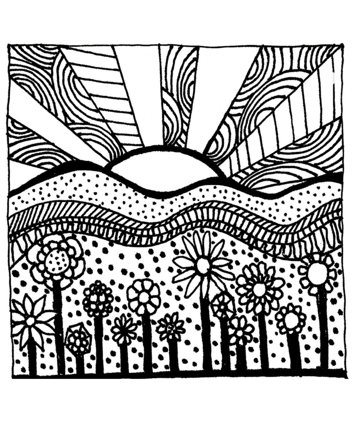 coloring prints for adults free 18 printable adult coloring pages in ai prints coloring for adults
