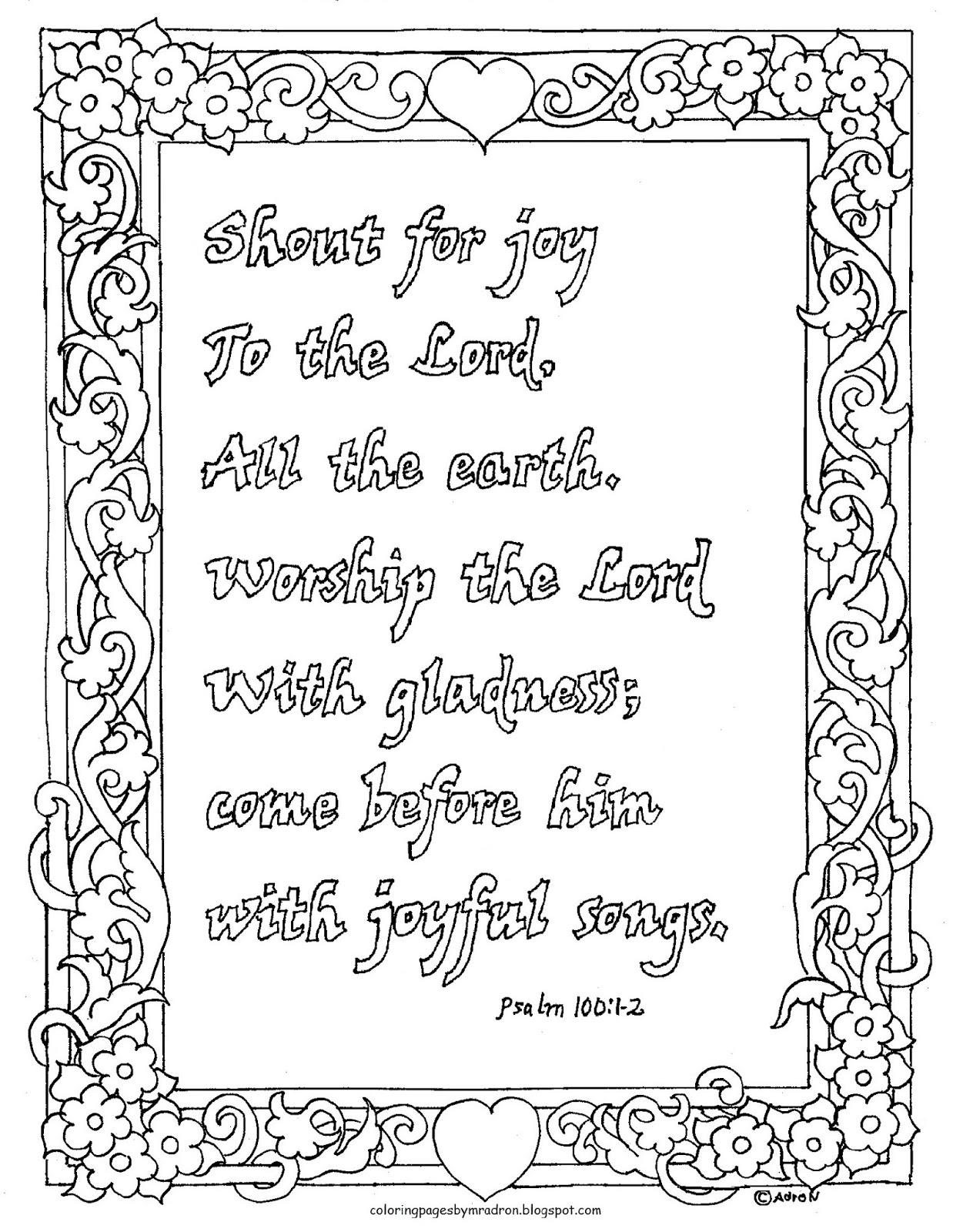 coloring psalm 1 coloring pages for kids by mr adron printable coloring psalm coloring 1