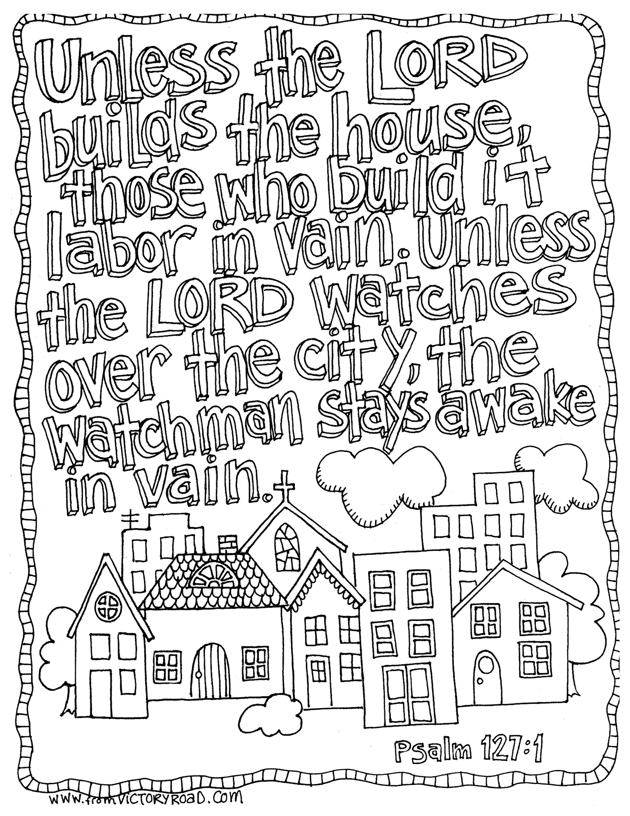 coloring psalm 1 coloring pages for kids by mr adron printable psalm 231 coloring psalm 1