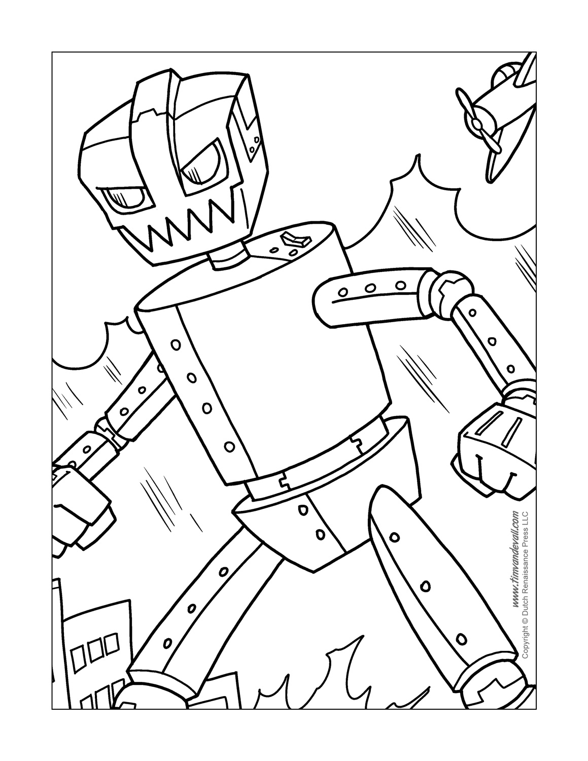 coloring robot pages coloring sheet giant robot by sea salt on deviantart coloring pages robot
