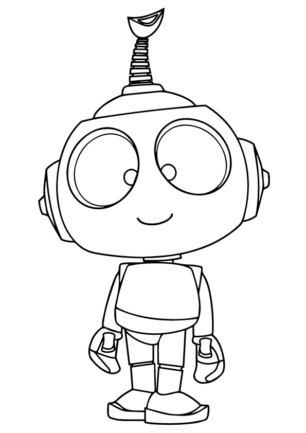 coloring robot pages robots coloring pages download and print robots coloring coloring robot pages