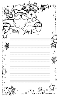 coloring santa letter template first grade a la carte no lord a leaping template letter santa coloring