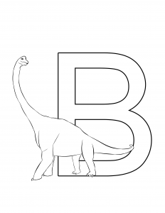 coloring sheet alphabet coloring pages brachiosaurus dinosaur alphabet coloring coloring alphabet pages sheet