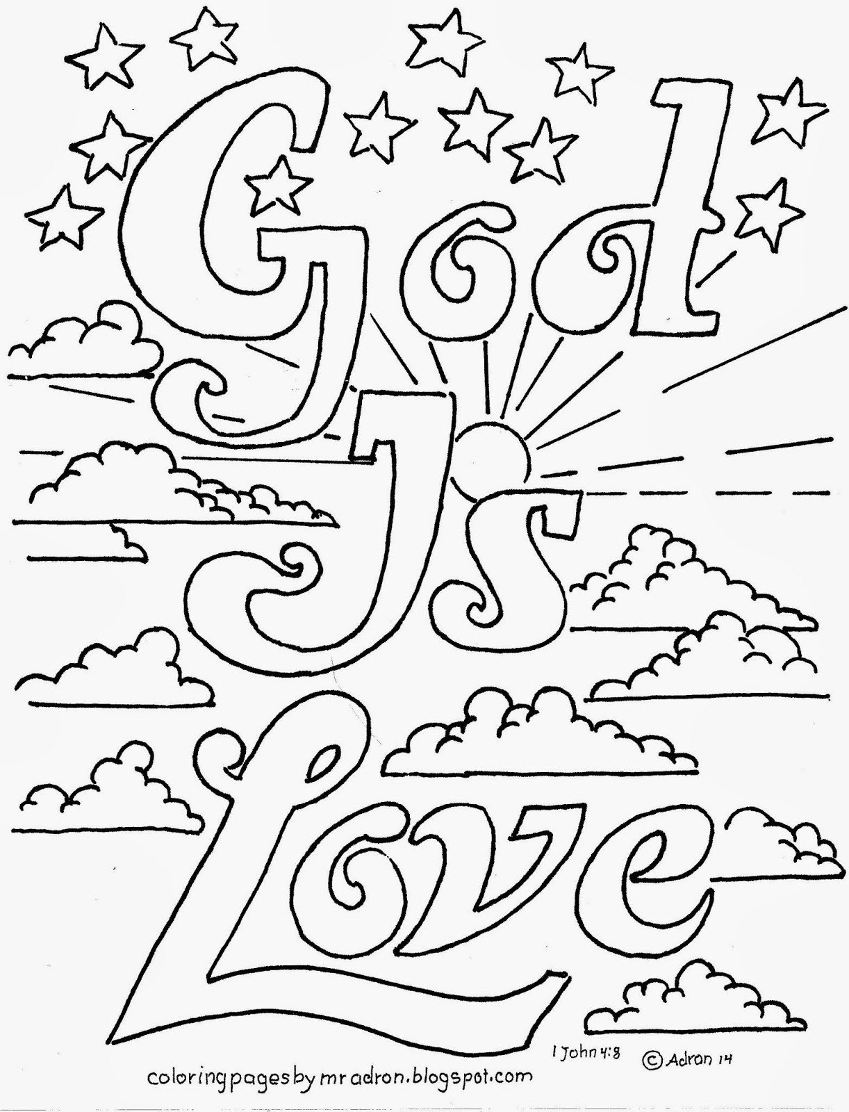 coloring sheet god coloring pages for kids by mr adron god is love coloring god sheet