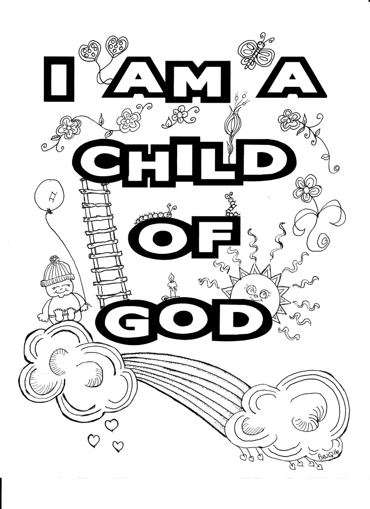 coloring sheet god glory of the lord coloring page karla39s korner sheet god coloring