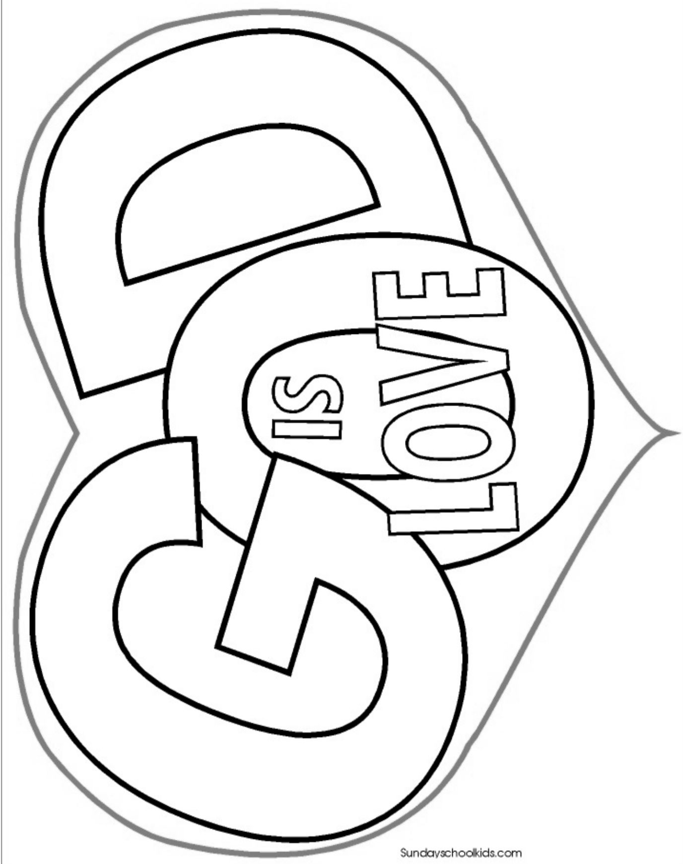coloring sheet god god is love sunday school coloring sheets sunday sheet god coloring