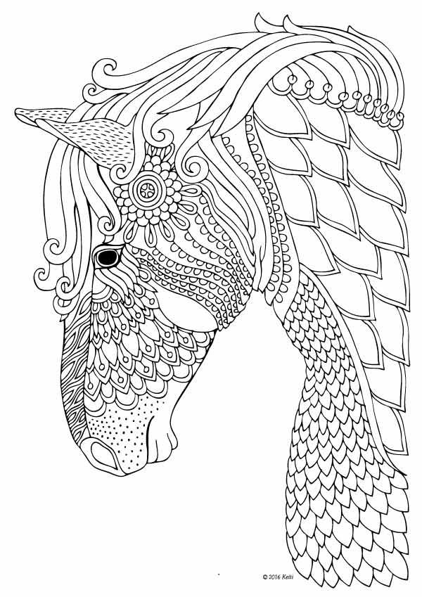 coloring sheet horse fun horse coloring pages for your kids printable coloring sheet horse