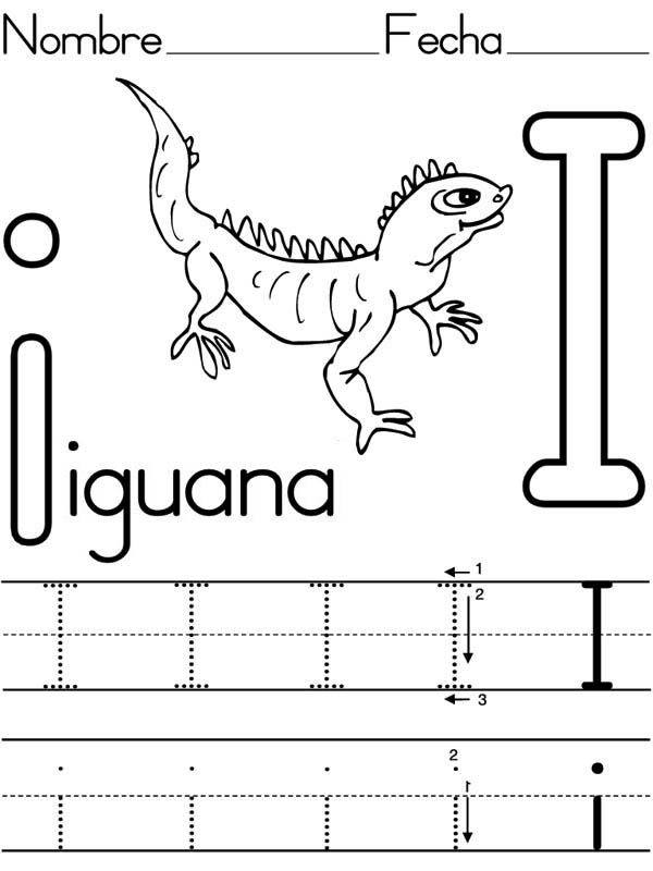 coloring sheet i alphabet coloring pages sight words reading writing sheet coloring i