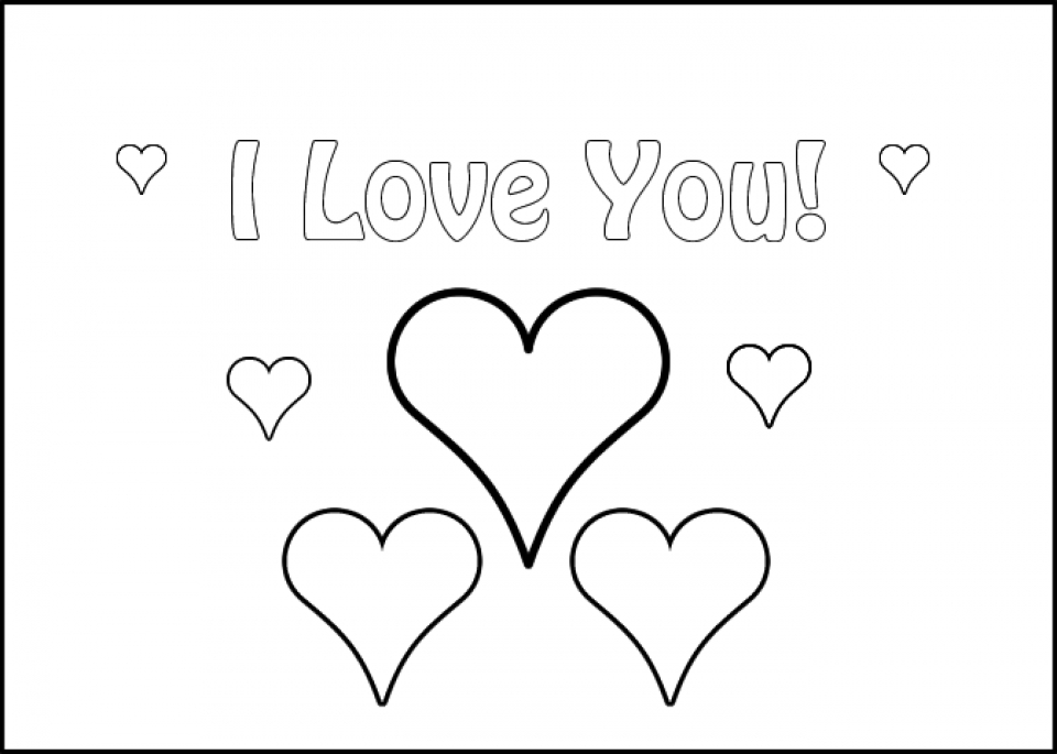 coloring sheet i love you i love you clipart for teenagers printable clipground love coloring you sheet i