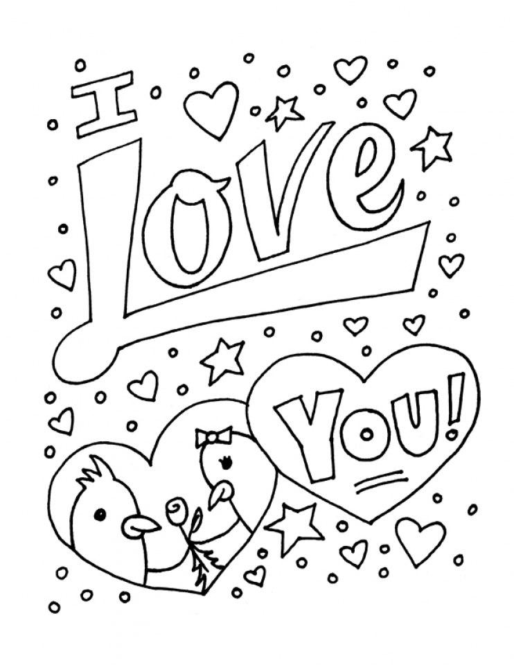 coloring sheet i love you i love you hearts coloring page free printable coloring love sheet you coloring i