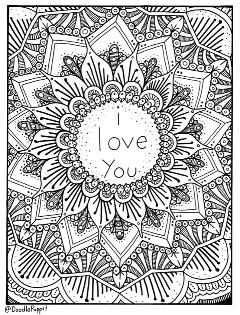 coloring sheet i love you items similar to owl always love you coloring page on etsy sheet i love coloring you