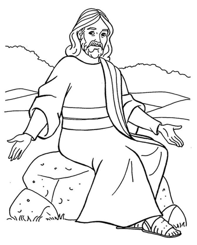 coloring sheet jesus parable of the weeds colouring pages jesus coloring jesus coloring sheet