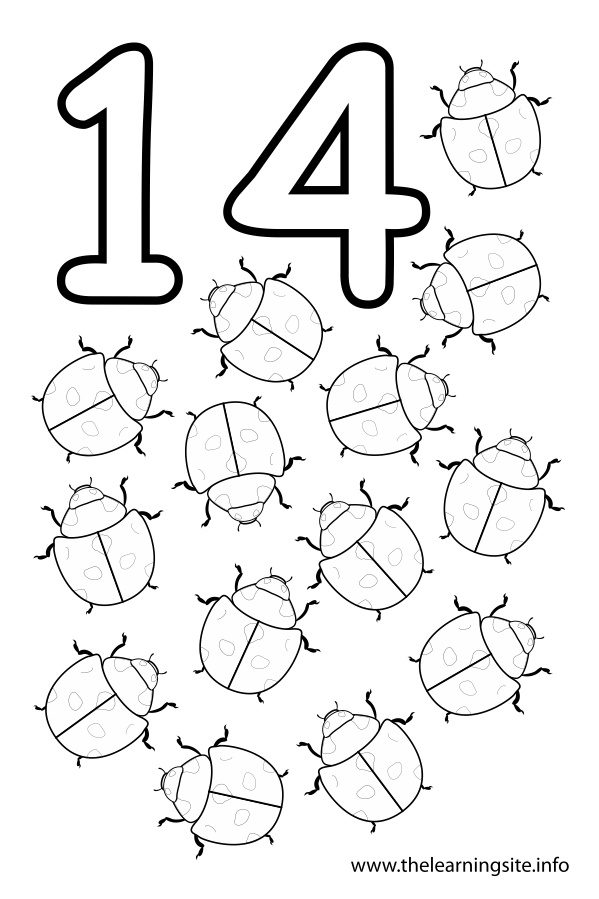coloring sheet number 2 coloring page 16 best images of number 14 worksheets for preschool sheet page number coloring 2 coloring