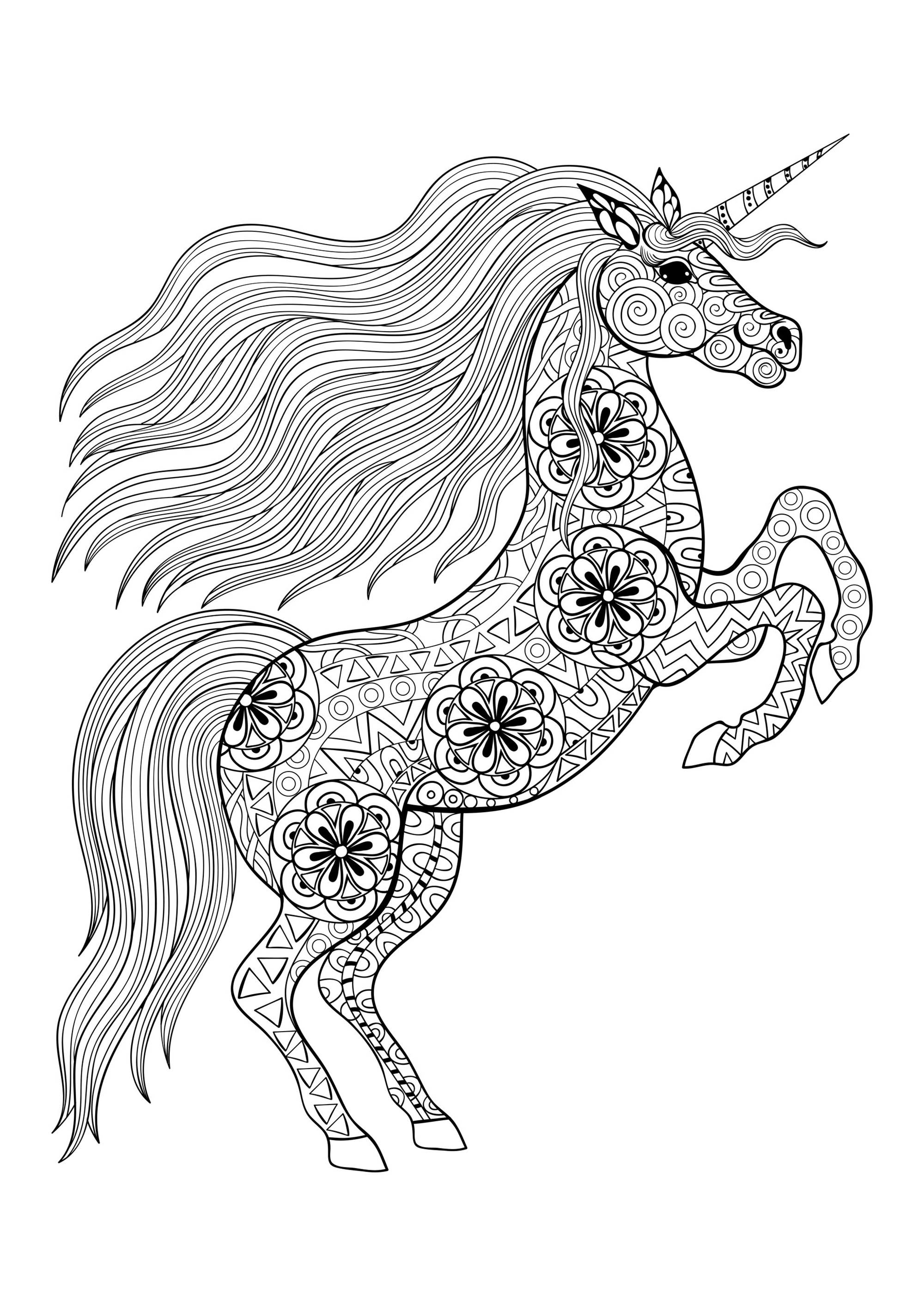 coloring sheet unicorn coloring pictures to print free printable sleeping unicorn pdf coloring page coloring coloring to print unicorn sheet pictures