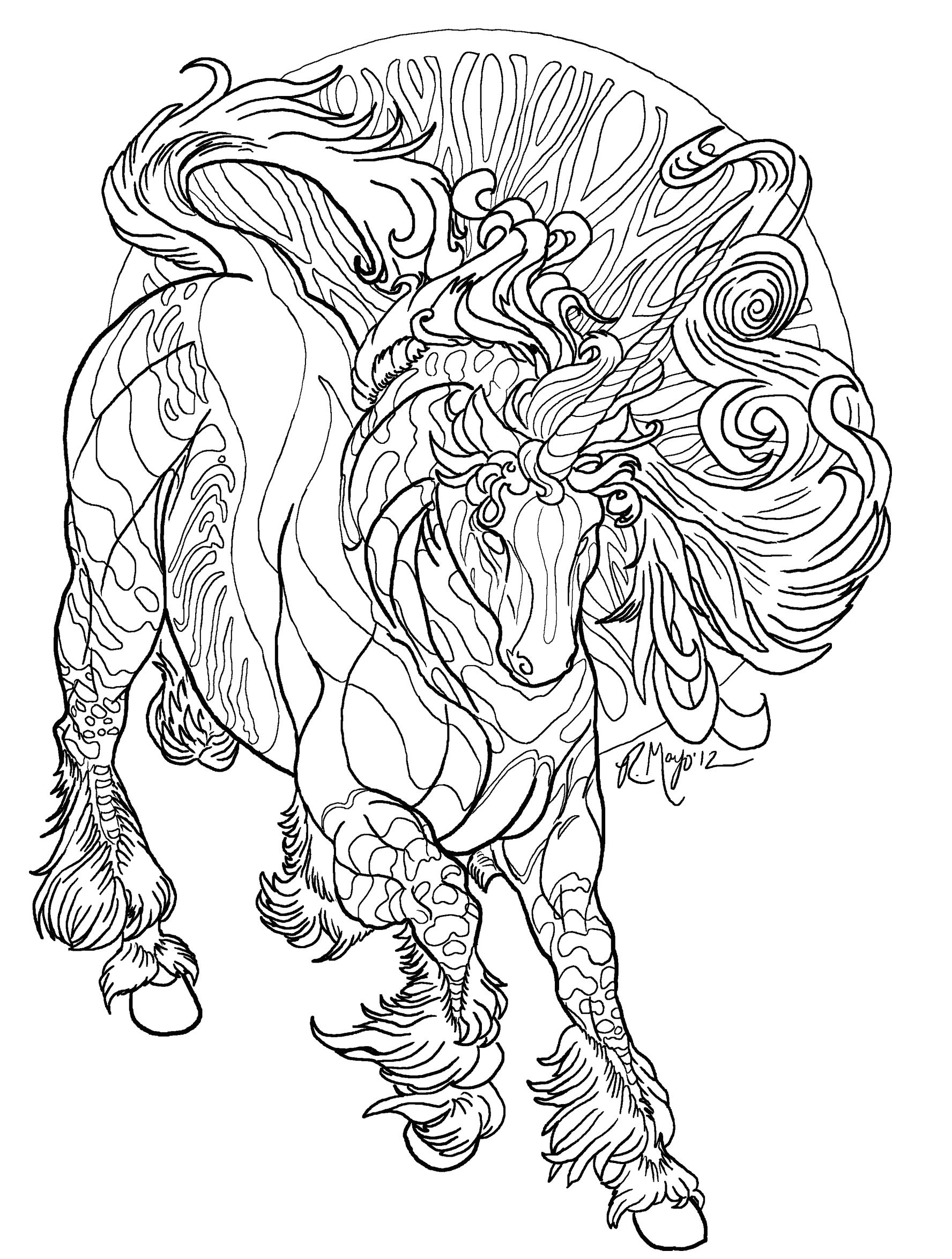coloring sheet unicorn coloring pictures to print unicorn rainbow coloring pages at getcoloringscom free coloring to unicorn coloring sheet print pictures