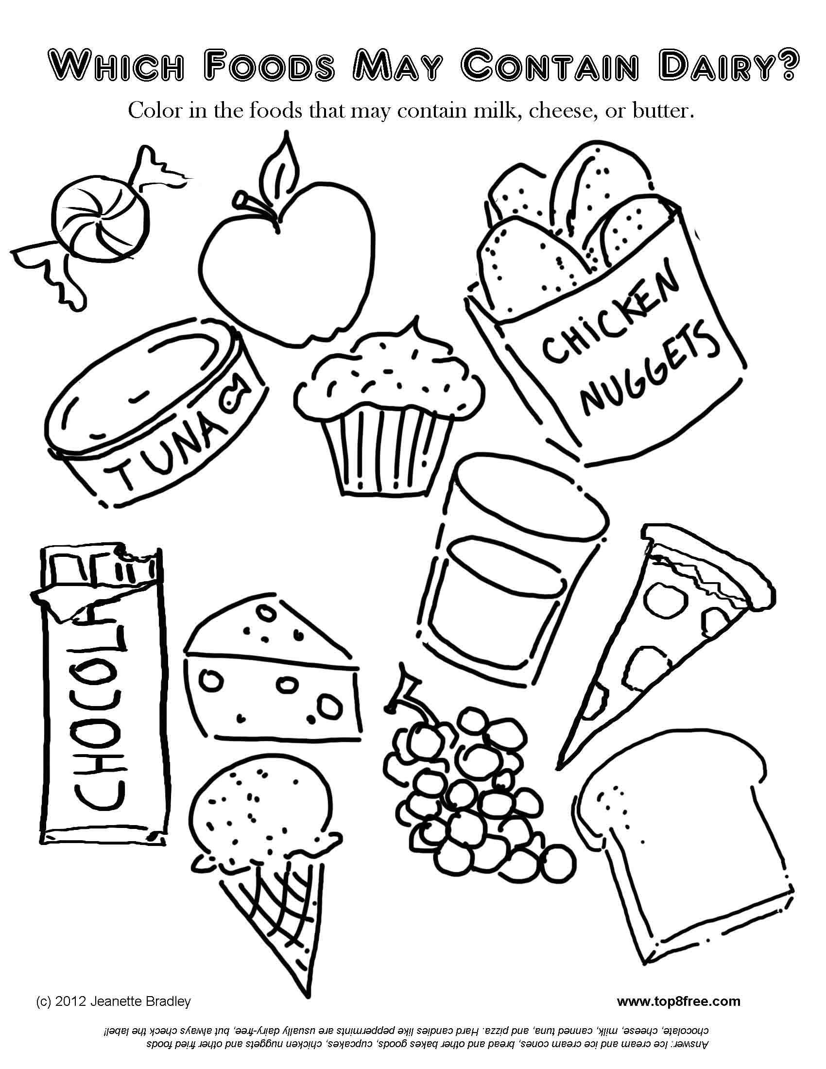 coloring sheets easy food chicken food coloring pages at getcoloringscom free easy sheets food coloring