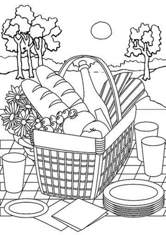 coloring sheets easy food coloring lab food sheets coloring easy