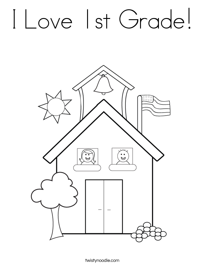coloring sheets for grade 1 free coloring pages for 1st graders at getcoloringscom coloring sheets 1 grade for