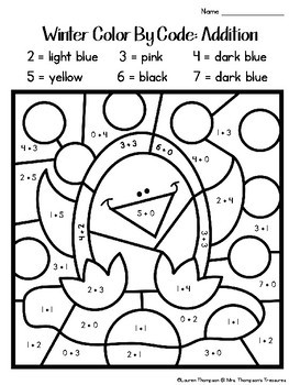 coloring sheets for grade 1 winter coloring pages color by code first grade by mrs 1 sheets coloring for grade