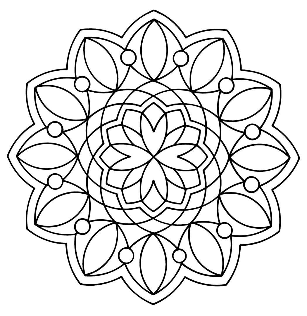 coloring simple shapes geometric coloring pattern design patterns shapes simple coloring