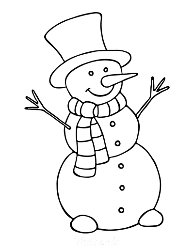 coloring snowman 16 best snowman coloring pages for kids updated 2018 snowman coloring