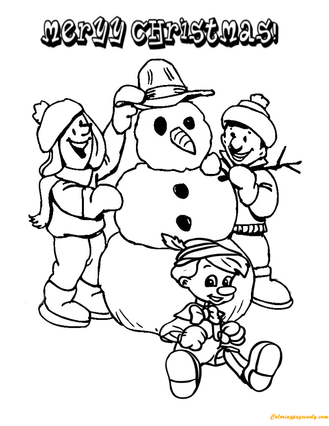 coloring snowman 60 best snowman coloring pages for kids free printables coloring snowman