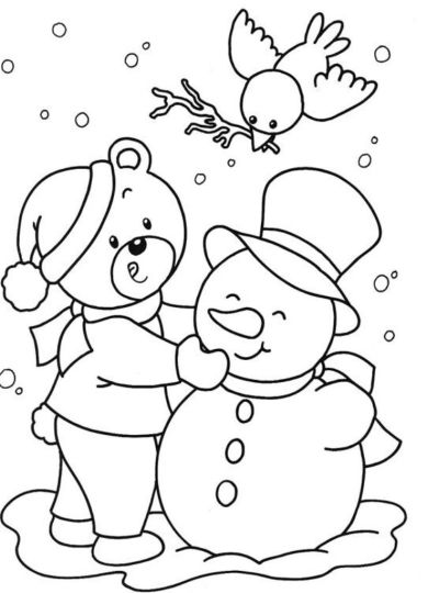 coloring snowman abominable snowman coloring page at getcoloringscom coloring snowman