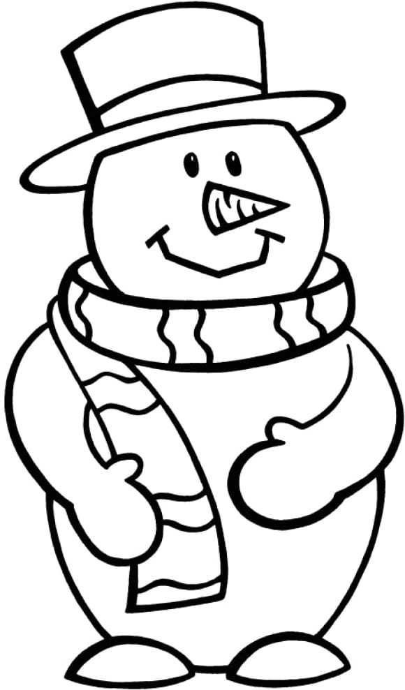 coloring snowman coloring page snowman full freshcoloringpagecom coloring snowman