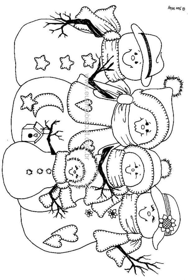 coloring snowman snowman family coloring pages at getcoloringscom free coloring snowman 1 1