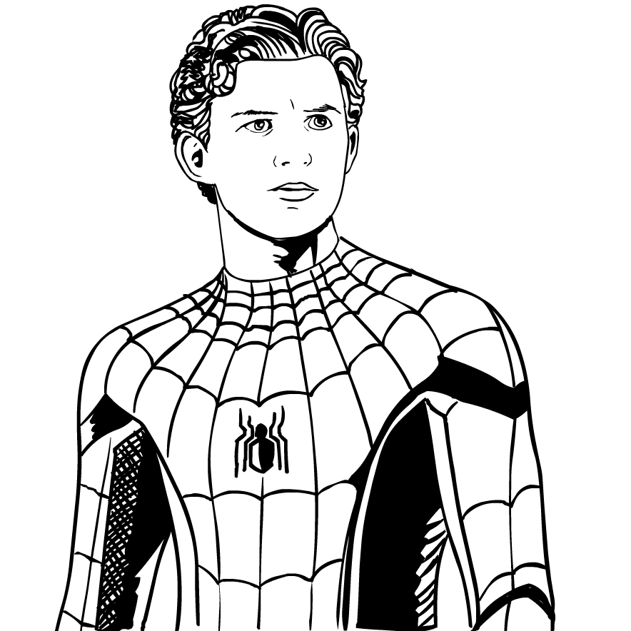 coloring spider man far from home 47 free spider man far from home coloring page printable far coloring spider man from home