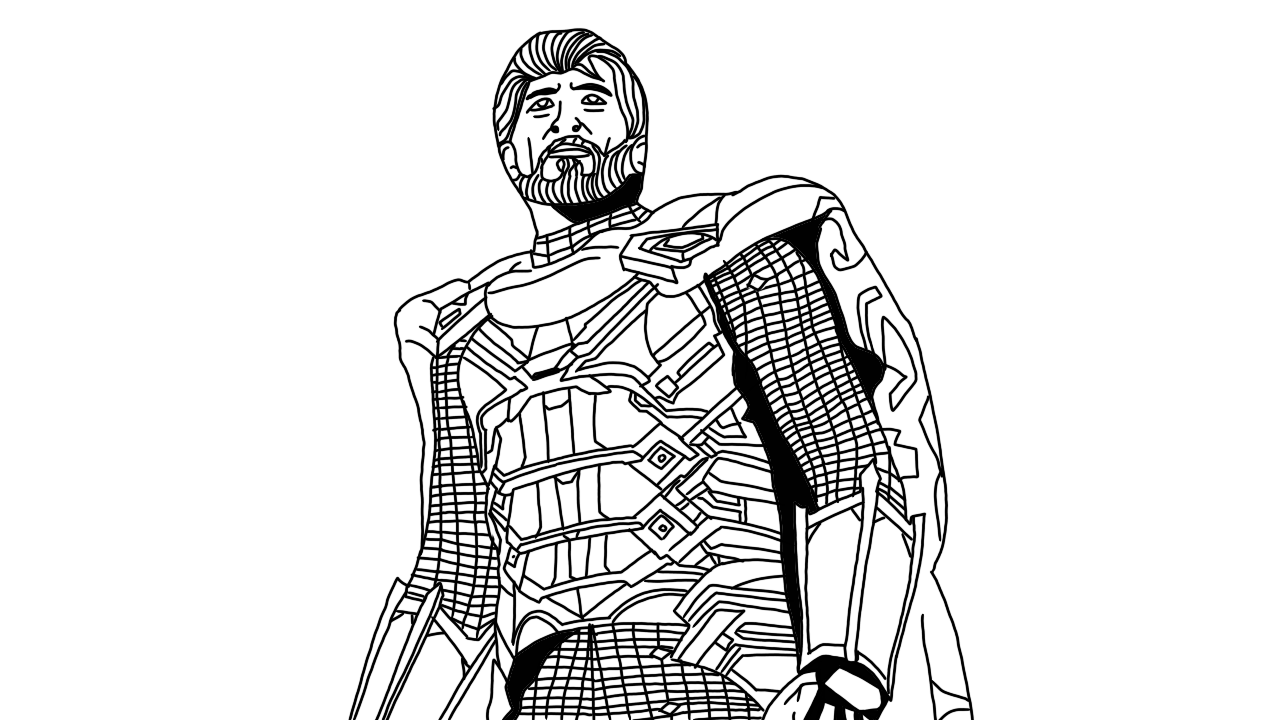 coloring spider man far from home mysterio far from home superhero coloring pages far man from spider coloring home