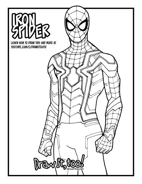coloring spider man far from home spider man far from home coloring sheet spiderman spider man far from home coloring