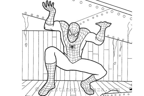 coloring spider man far from home spiderman coloring pages far from home coloring sheets man home far from spider coloring