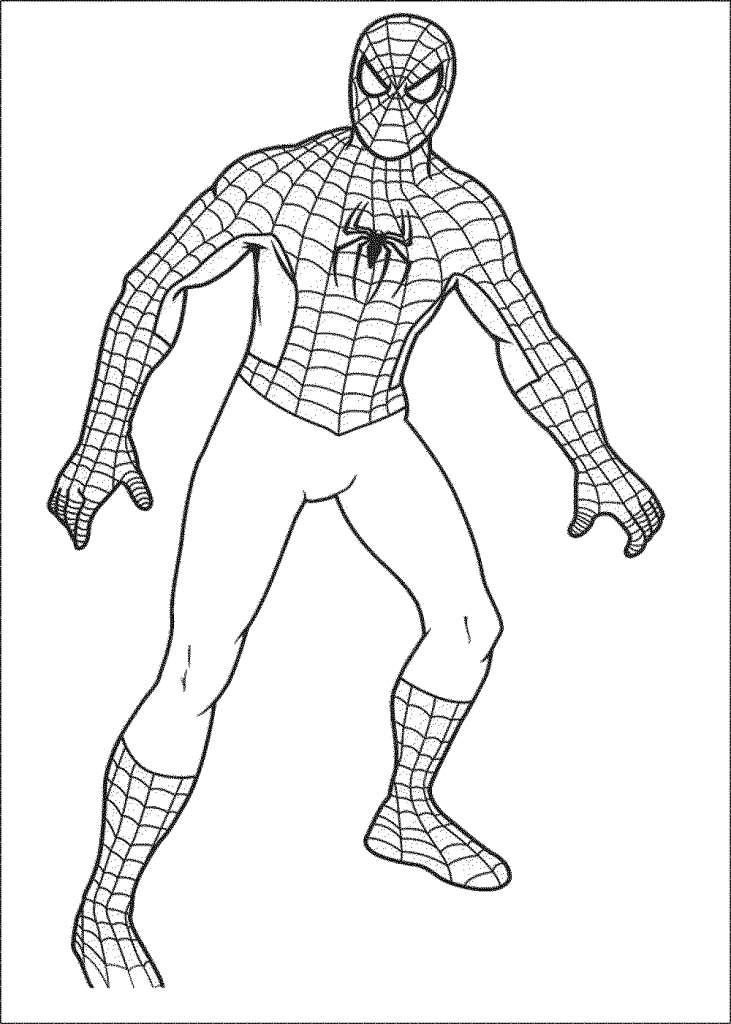 coloring spiderman drawing easy how to draw spiderman learn to draw comics superhero coloring spiderman easy drawing